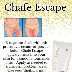 Chafe escape is the bomb!
